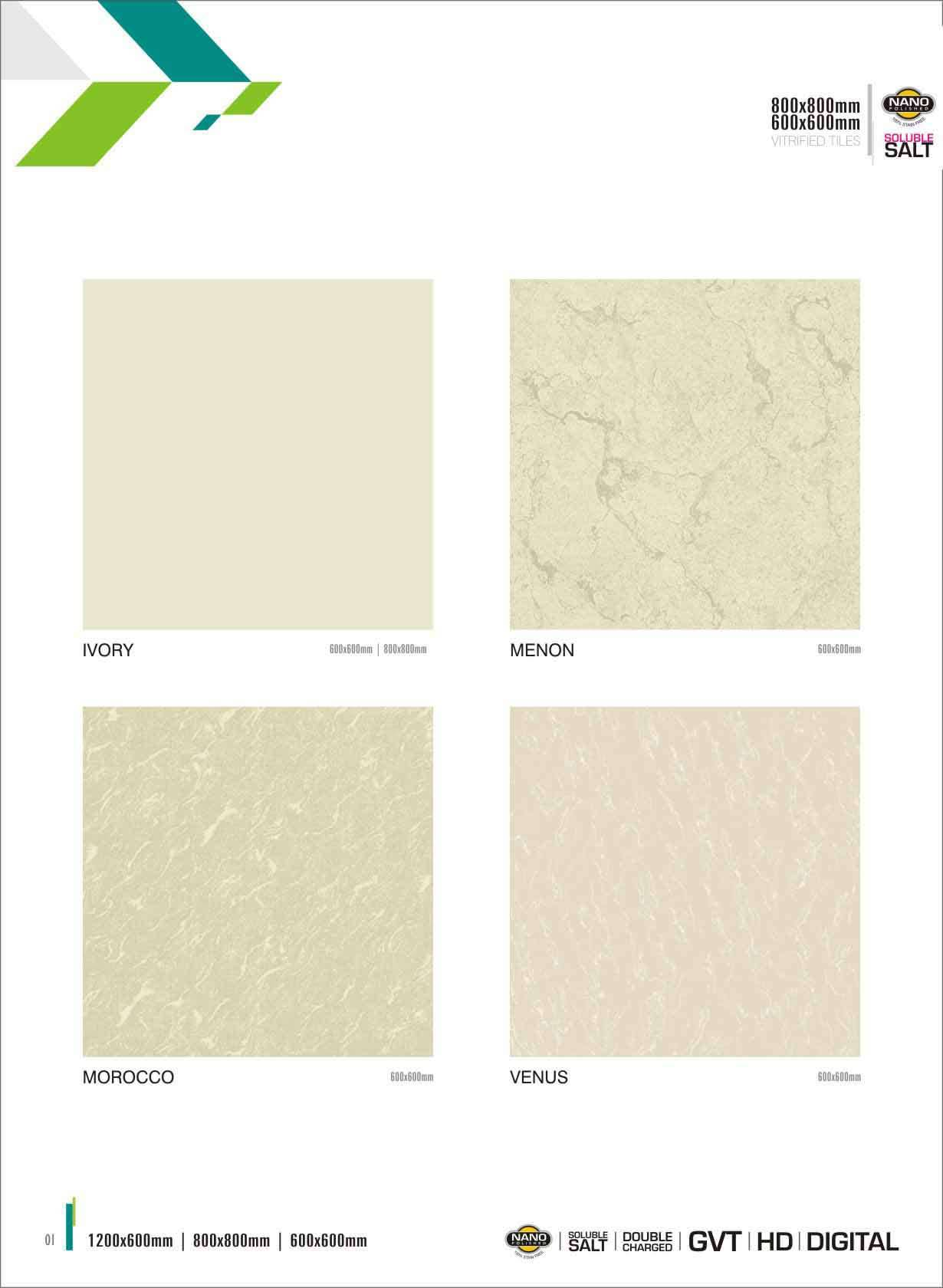Porcelin Tiles