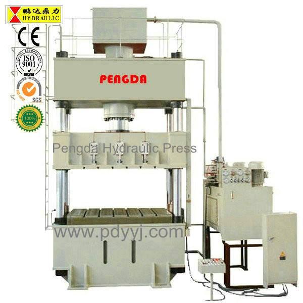 Pengda excellent four column hydraulic press