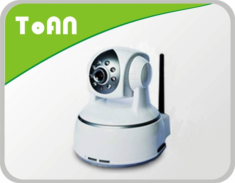 TOAN Promotion!!! HD ip IR-Cut camera with 32G SD card