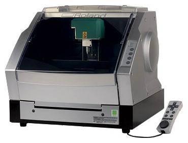 Roland JWX-30 3D Wax Model Milling Machine