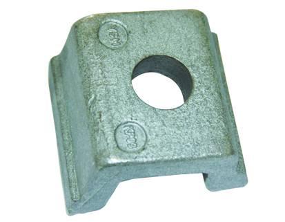 KPO3 rail clip plate