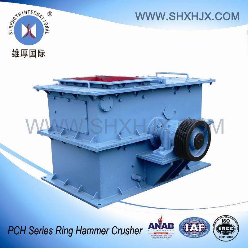 Portable Gangue Ring Hammer Crusher
