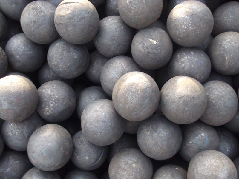 lowest wear rate forged steel grinding media balls