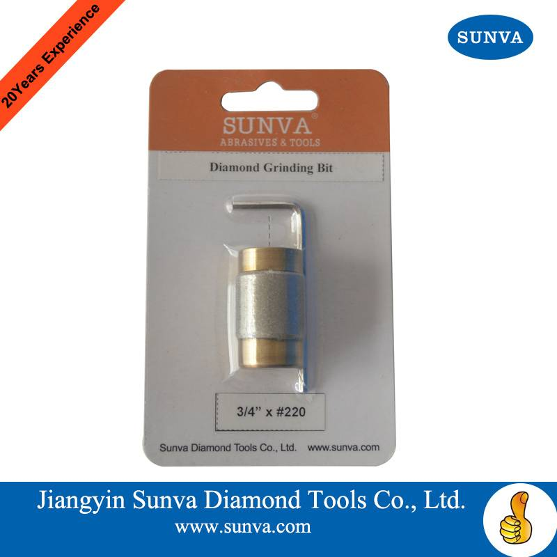 SUNVA Diamond Grinding Bits / Diamond Tools / Diamond Core Bit/Stone Drill Bit