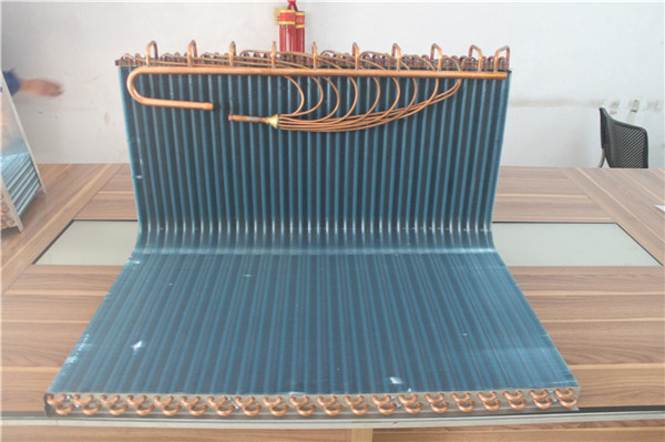 High quality no frost condenser for air conditioner