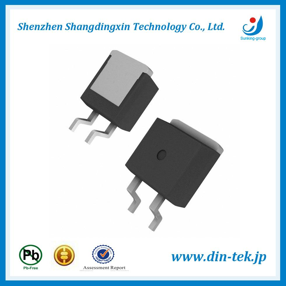 Single-N TO-263 Power Mosfets