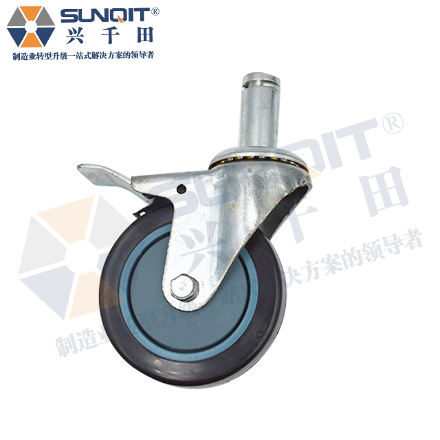 Best price for castor wheel in lean manufacutring