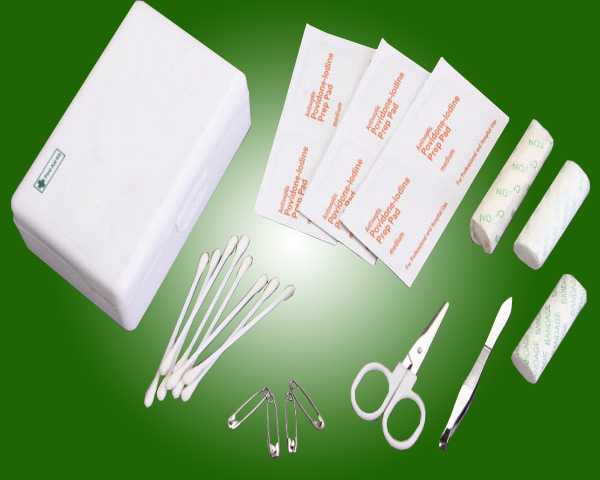First Aid Kit for hospital use , camp, travel, workplace, home, car, promotional gift K004