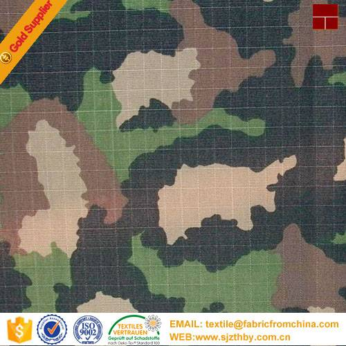 china supplier military camouflage fabric wholesale