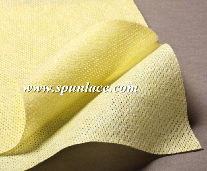 2016 Full Dyeing Absorbent Spunlace Nonwoven Fabric