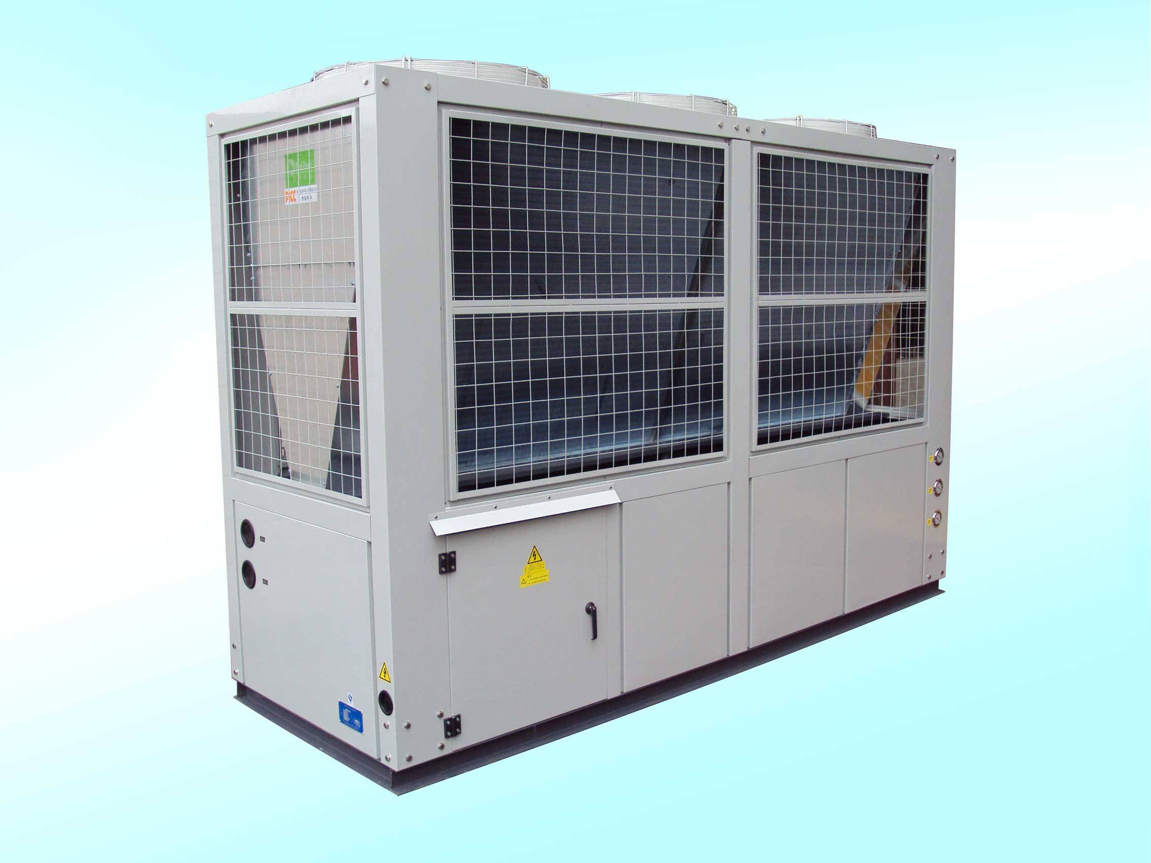 Air Cooled Scroll Compressor Chiller