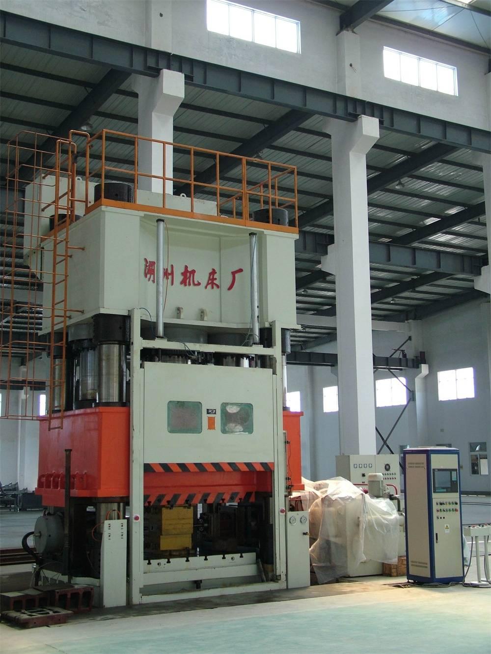 HJ042 Serial Internal High Pressure Forming Hydraulic Press