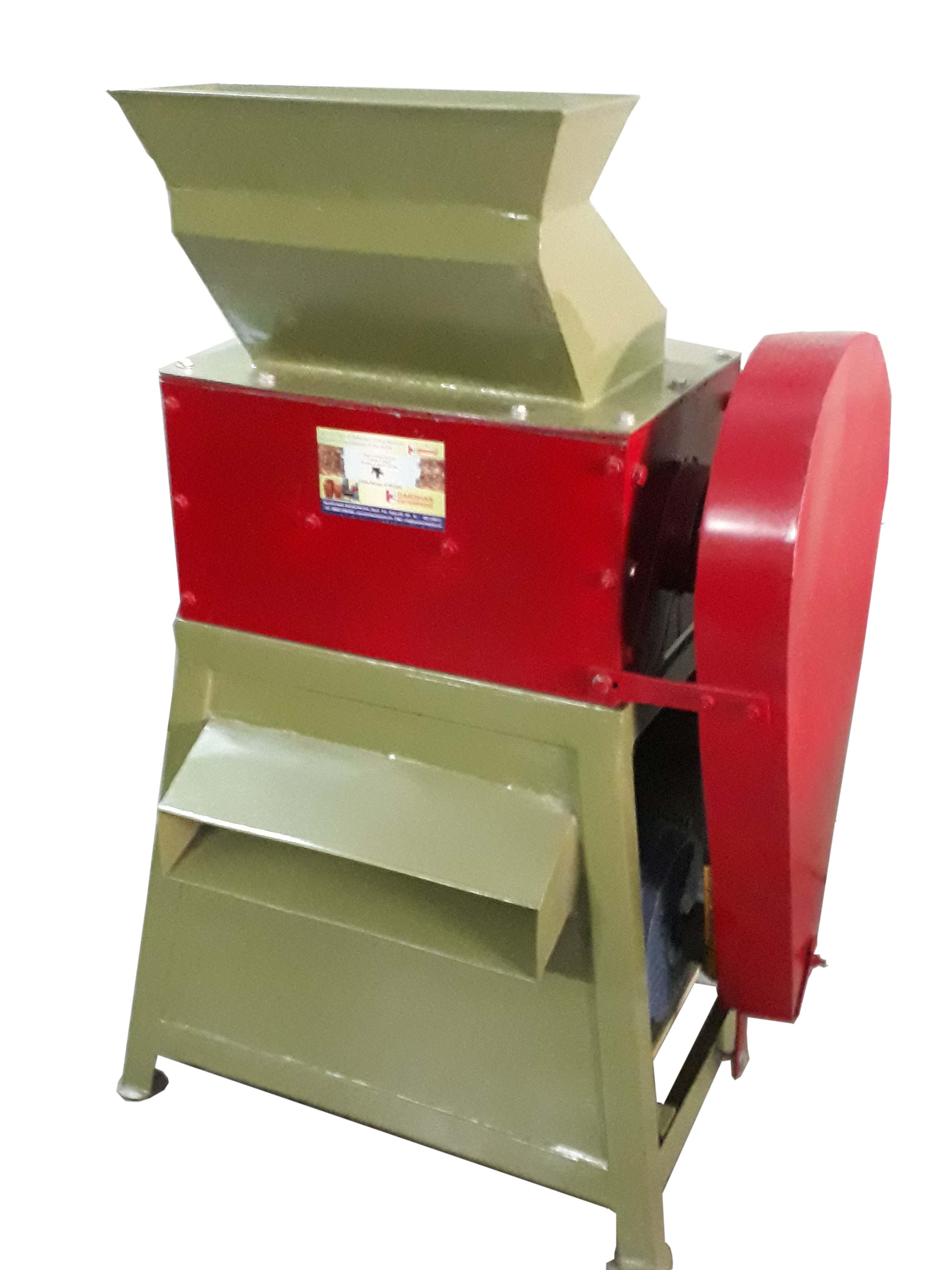 Heavy Tukda Cutting Machine Bulk Supari