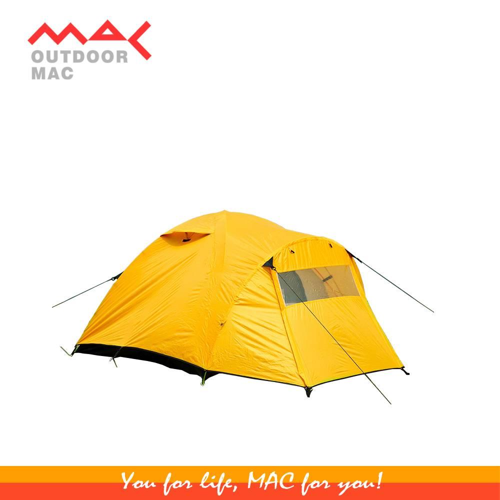 Camping Tent/ Tent/3-4 person tent mactent mac outdoor