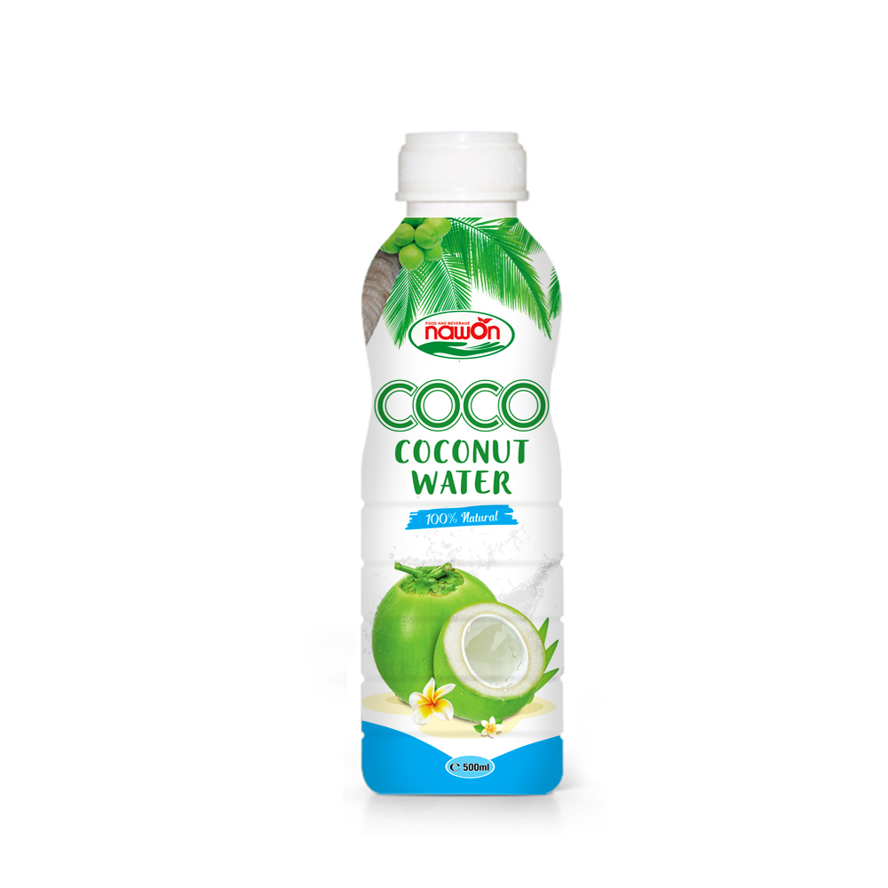 100 natural coconut water