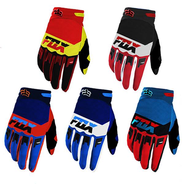 New Design Full Finger Cross-Country Racing Glove