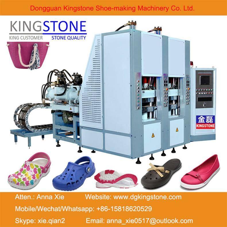 Automatic one color EVA Foam Injection Moulding Machine