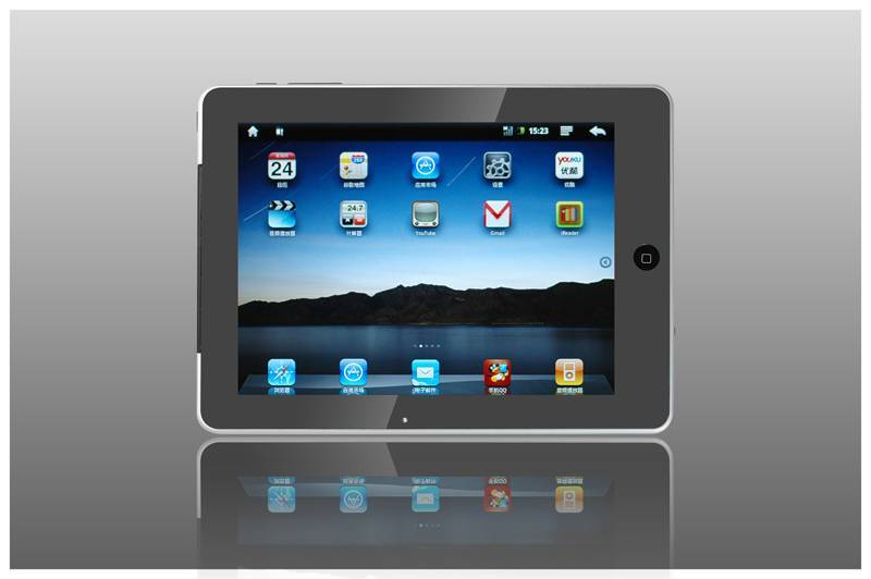 8 inch ultra-thin high-definition tablet pc