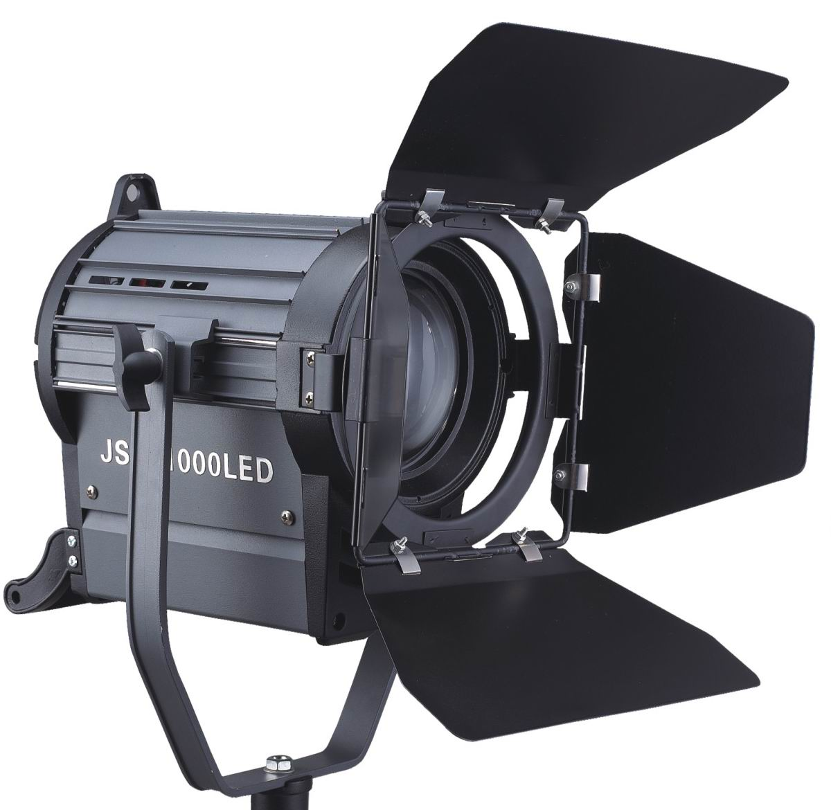 150W LED Fresnel Light JSP-1000,CRI 92,5600K,Remote Control