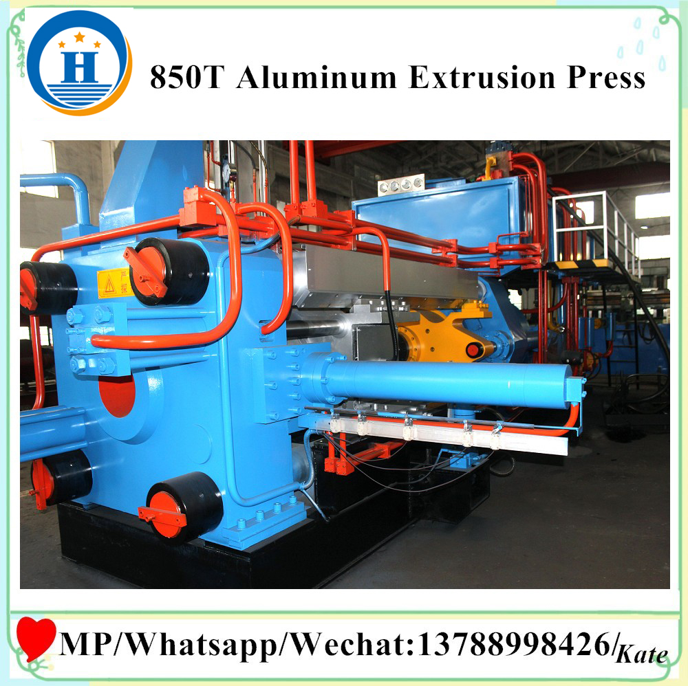aluminum extrusion press machine for sale