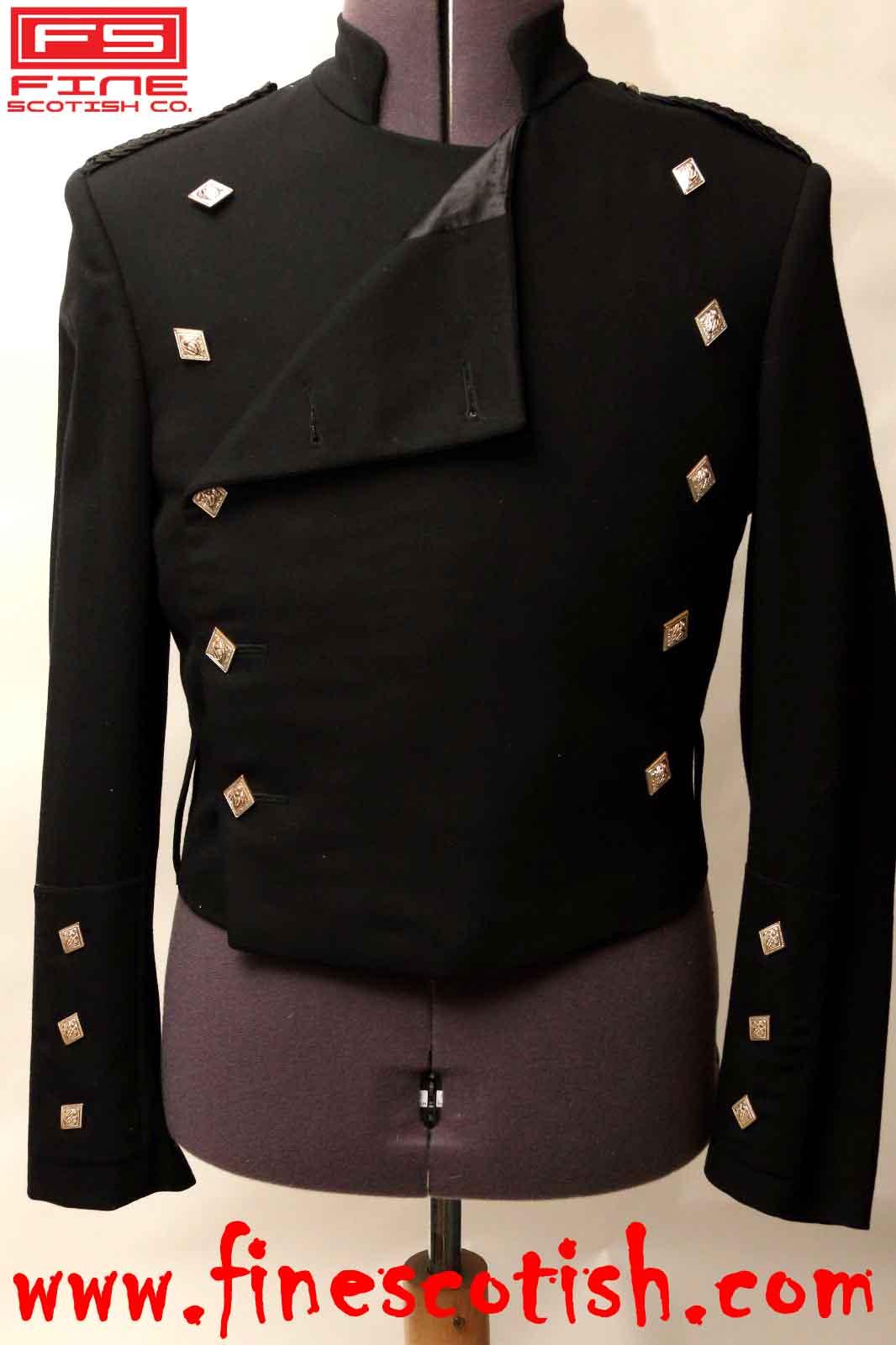 Montrose Doublet Jacket Wool