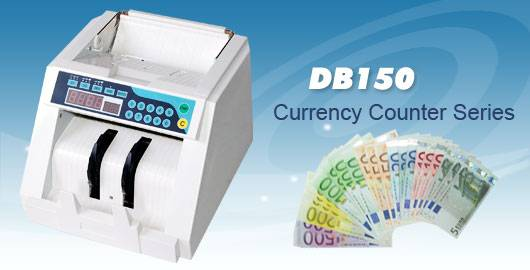 currency counter DB150