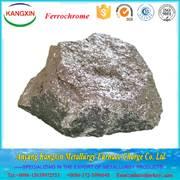 Ferro Silicon Ferro Chrome used in Industry Application