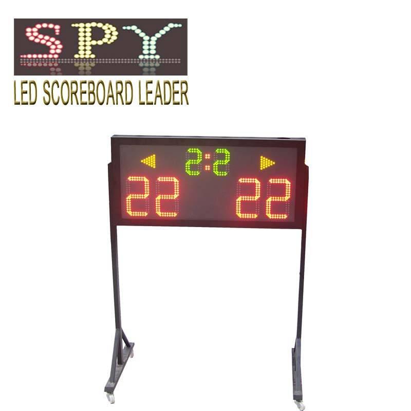 Mini volleyball electronic digital scoreboard, volley elctronic scoreboard