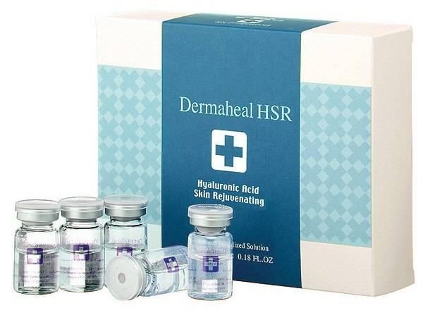 Dermaheal, Dermaheal HL , Dermaheal SR , Dermaheal HSR , Dermaheal SB, Dermaheal LL, Dermal fillers