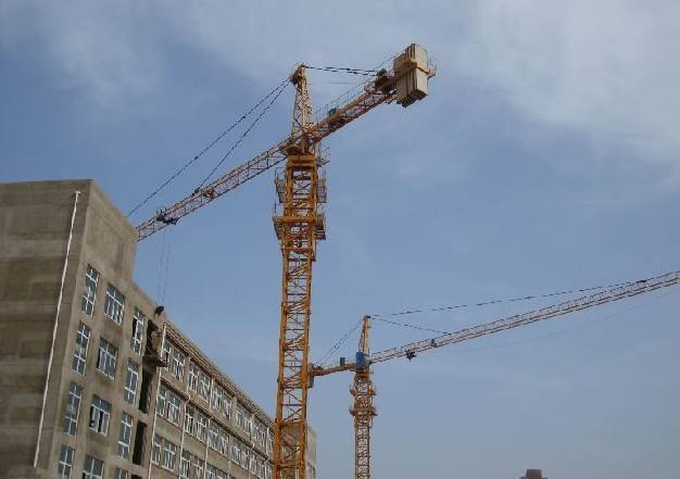 Topkit Tower Crane (QTZ80(TC5015)) max load 8t-minglongmachinery@gmail.com