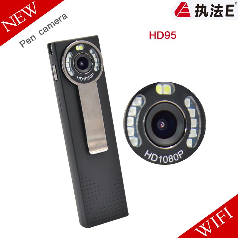 pen camera low price with night vision WIFI mini hidden pen camera