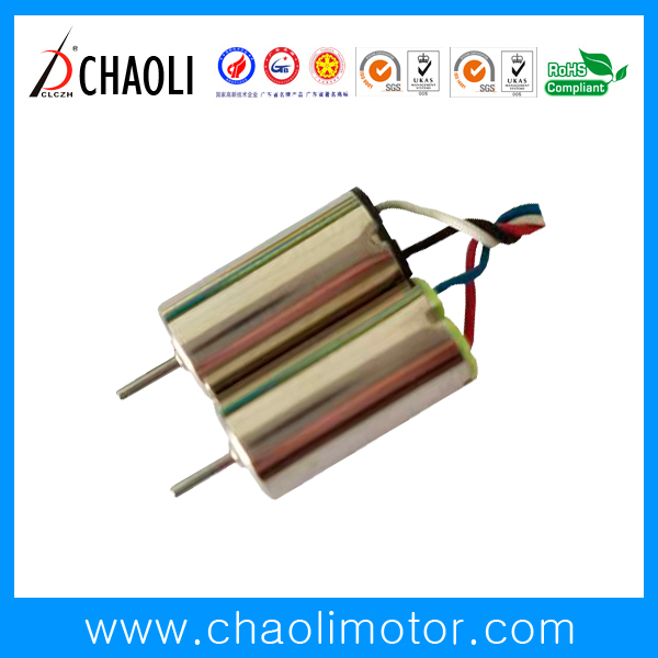 Micro DC Coreless Motor CL-0612 For Electric Toothbrush vibrator