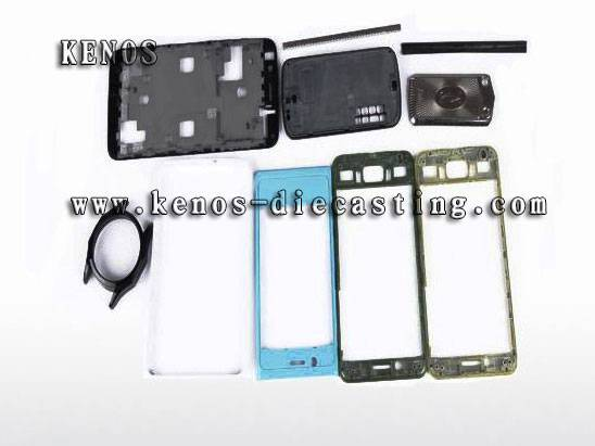 Brand mobile phone housing magnesium die casting