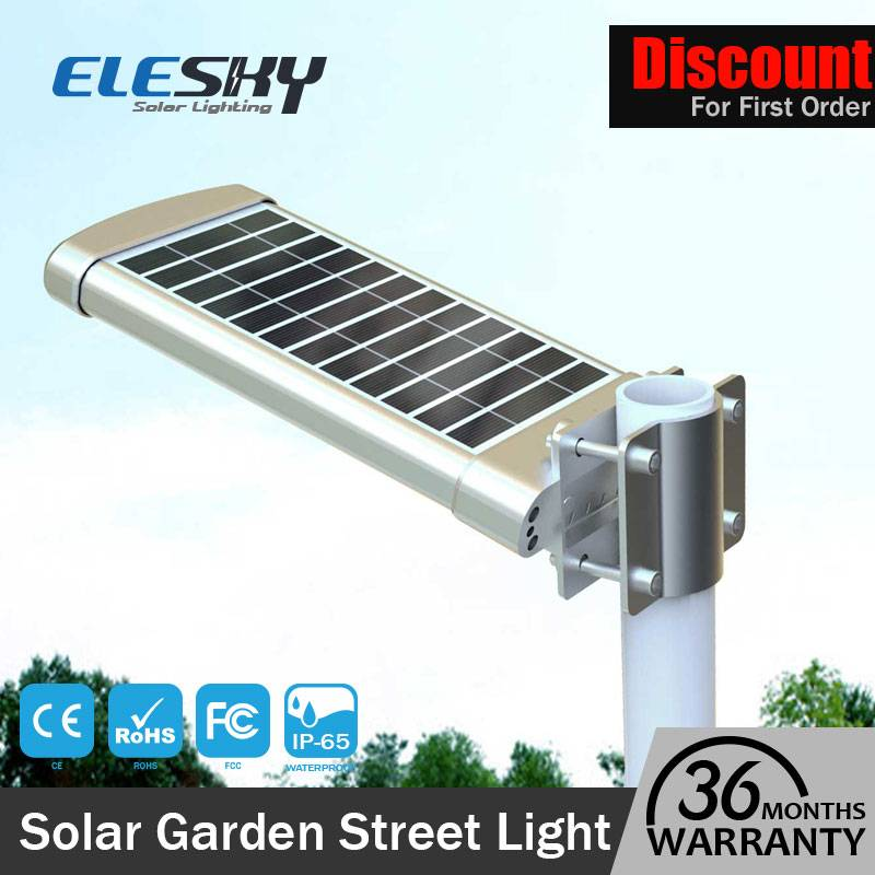 Outdoor Waterproof Ip 65 Solar Led Street Light