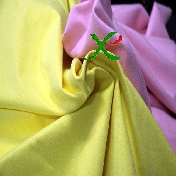 Polyester Nylon Suede Microfiber towel fabric