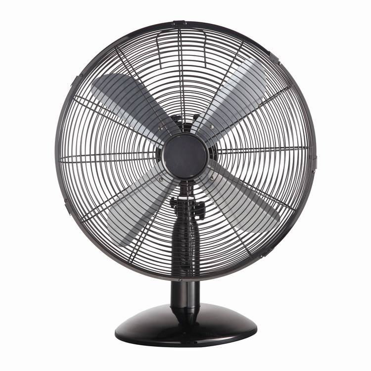 High Quality OEM Electric Metal 12 Inch 30cm Table Fan