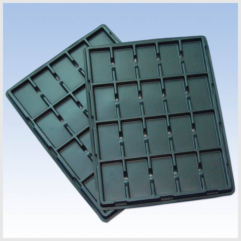 Anti-static,Conductive Blister Tray