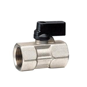 brass mini ball valve ABV701005