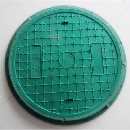 round composite manhole cover