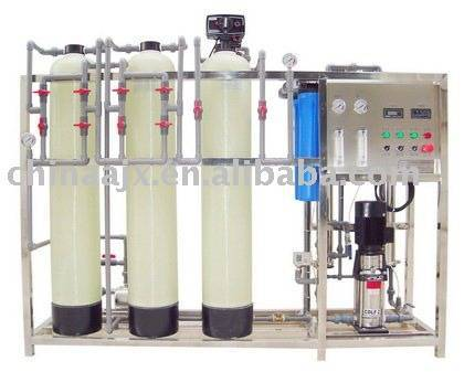 500L/H pure water treatment