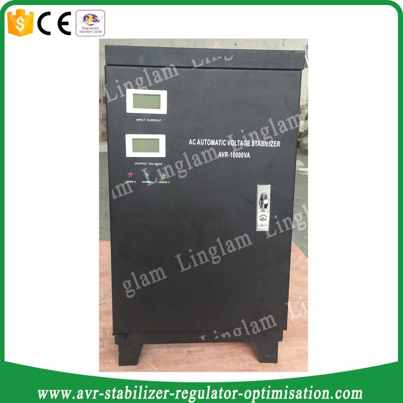 automatic voltage stabilizers 10kva