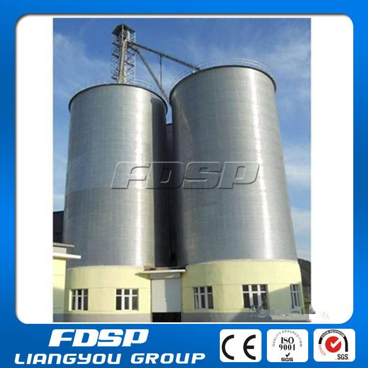 Hot sale Steel Material hopper bottom silo_ grain silos_ corn silos