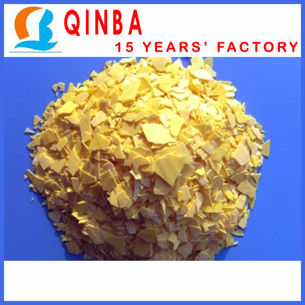SODIUM SULFIDE Na2S Yellow falke 30PPMCAS 1313-82-2 Chinese factory