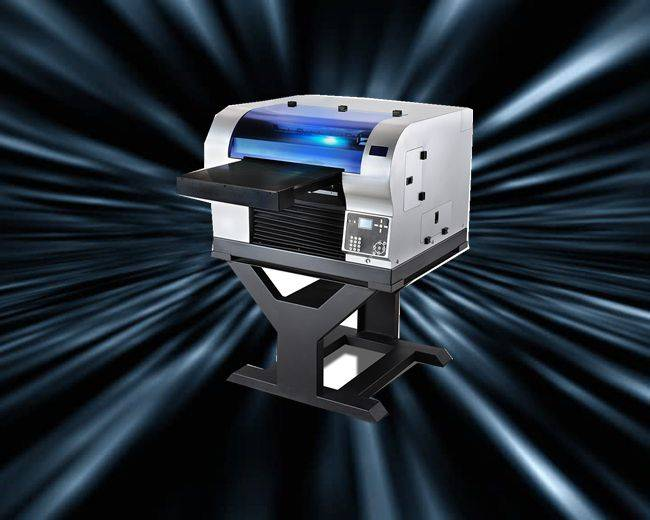 Multicolor 3d Digital Business Card UV Printer Machinery Made in China on Hot Sale