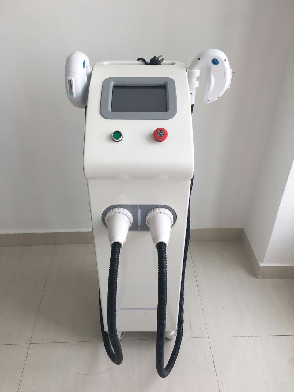 OPT Laser Hair Removal and Skin Rejuvenating Equipment (Double Handles)