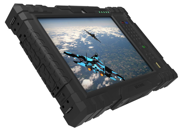 Military rugged computer research and development service from Chinese product design company