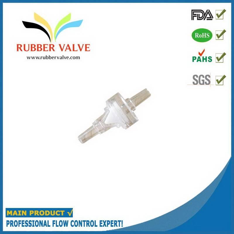 medical check valve plastic check valve
