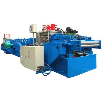 Hot Sale C Shaped Steel C Purlin Roll Forming Machine