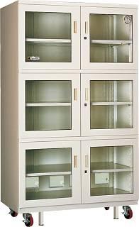 Auto Dry Box AD-1280H Eureka , Dehumidifier for Microscopes, Precision Instrument, Chemical Storage