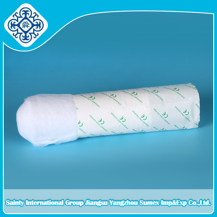 Orthopedic Bandage/Under cast padding/POP Cotton/Soft Bandage